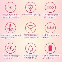Wireless App Remote Control Massager Vibrate Full Body Massage Wand & HD Video