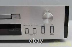 YAMAHA CD-NT670 S CD player Silver Japan with Remote controller, Instructions JP