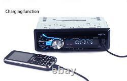 12v Voiture Bluetooth Lecteur De CD Lecteur De Carte Radio Vidéo Hôte Lecteur Mp3