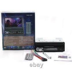 7 1 Din Bluetooth Car Stereo Mp5 Mp3 Player Fm Radio Usb/tf/aux +télécommande