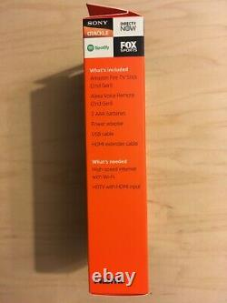 Amazon Fire Tv Stick (comprend Le Contrôle Tv) Et Alexa Voice Remote Media Streamer