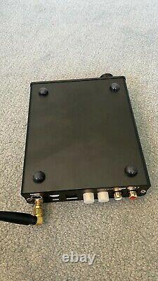 Amplificateur Audio Dx3 Pro Black Remote Control Desktop