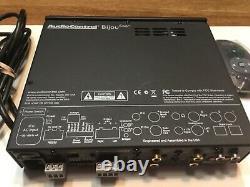 Amplificateur Audiocontrol Bijou 600 Avec Télécommande