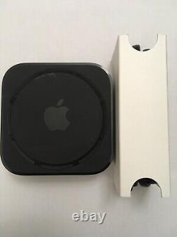 Apple Tv 5ème Génération 4k 32 Go Hd Media Streamer Mqd22ll/a No Remote Control