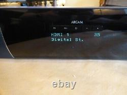 Arcam Solo Bar Soundbar Avec Télécommande
