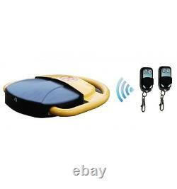 Barrière De Stationnement À Batterie Télécommandée (batterie)