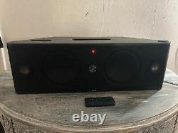 Beats By Dr. Dre Beatbox Système Portable De Haut-parleur Noir Avec Télécommande