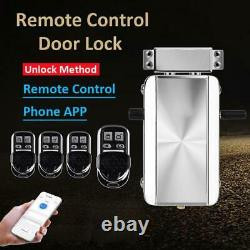 Bluetooth App Télécommande Smart Electronic Door Lock Keyless Sécurité À Domicile