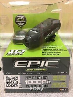 Caméras Epic Télécommande 1080p Hd Enregistrement Instantané, Caméra/vidéo, Nouveau