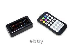Contrôleur Rf Bluetooth De Colorfuse Flashtech Avec Télécommande Et Application Colorfuse