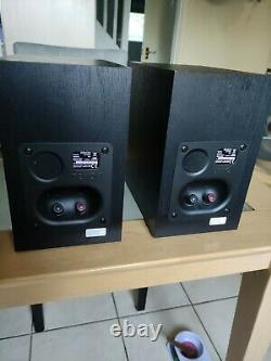 Denon Rcd-m41dab Silver Hi-fi CD Dab+ Sc-m41 Haut-parleurs Bluetooth Télécommande