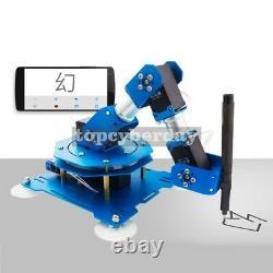 Dessin D'écriture Robot Industriel Robot Arm F / App Bluetooth À Distance Robot De Contrôle