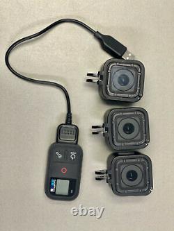 Gopro Sessions 5 (3 Caméras) Plus Télécommande
