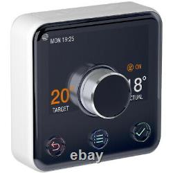 Hive Active Wi-fi Heating And Hot Water Thermostat Remote App Control Programe