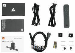 Jbl Bar 2.1 Deep Bass Home Theater Bluetooth Soundbar+wireless Sub Films/musique