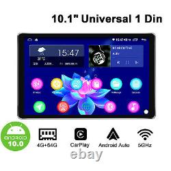 Joying Nouveau 10.1 Single Din Android10 Car Stereo Pour Universal Remote Controller