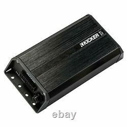Kicker Pxibt100.2 2 Canaux Full Range Amplifier Bluetooth Avec Télécommande