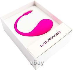 Lovense Lush Bullet Vibrateur Bluetooth Télécommande Puissant Téléphone Intelligent Rose