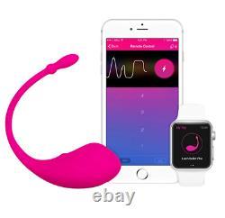 Lovense Lush Most Powerful Bullet G Spot Jouet Bluetooth & Remote Control App