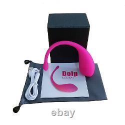 Lush Lovense Style Dolp Kegel Boule Vibrateurs Bluetooth Télécommande
