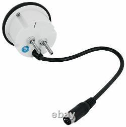 MB Quart Gmr-3 Récepteur Maritime Avec Bluetooth Am/fm/iphone Control + Télécommande Filaire