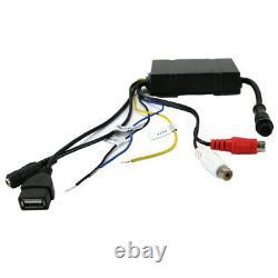Memphis Audio Mxabtrx Bluetooth Remote Controller Avec Aux Pour Les Appareils Bluetooth
