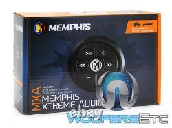 Memphis Mxabtsa Marine Boat Atv Bluetooth Remote Control Aux In 3.5mm Ou Rca Out