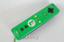 Nintendo Wii Remote Mario, Luigi, Peach, Yoshi Controller Set Working Japan C3f