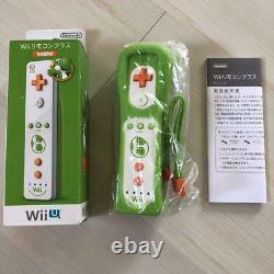 Nintendo Wii / Wii U Remote Controller Plus Yoshi Light Green Rvl-a-pnwc 2014