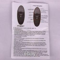 Nouveau Pour Samsung Smart Tv Bluetooth Touch Voice Télécommande Bn59-01185f 01185b
