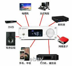 Pga2310 Bluetooth 5.0 Stéréo Preamp Hifi Audio Receiver Télécommande