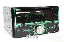 Pioneer Fh-x820bs Rb Cd/mp3/wma Player Bluetooth Mixtrax Télécommande Incluse
