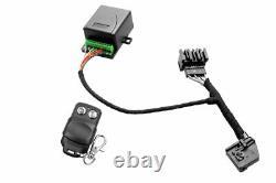 Pour Audi A6 4g A7 Sq5 8r Original Kufatec Sound Booster Remote Control Bluetooth