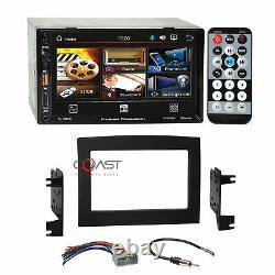 Power Acoustik 7 Phonelink Stereo Dash Kit Harness Pour 06+ Dodge Ram 1500 2500