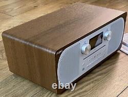 Pure Evoke C-d6 Dab/fm Radio/bluetooth/lecteur CD Avec Télécommande (poste Gratuit)