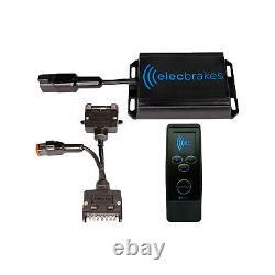 Remote Elecbrakes Pour Remorque De Contrôleur De Frein Bluetooth Électrique Caravane