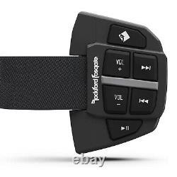 Rockford Fosgate Pmx-btur Bluetooth Contrôle À Distance Du Volant Universel