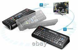 Samsung Smart 2in1 Qwerty Télécommande Pour Samsung Smarttv Rmc-qtd1 Utilisé