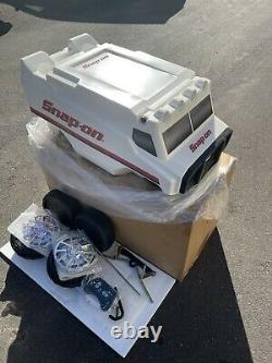 Snap On Tools C3 Cooler Rover Télécommande Bluetooth Haut-parleur Collectible