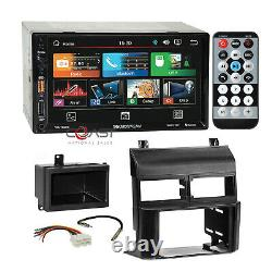 Soundstream 7 Android Phonelink Stereo Dash Kit Harnais Pour 1988-94 Chevy Gmc