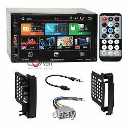 Soundstream 7 Bt Usb Phonelink Stereo Dash Kit Harness Pour Chrysler Dodge Jeep