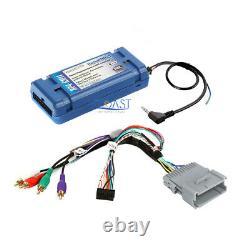 Soundstream 7 LCD Phonelink Stereo Dash Kit Amp Harnais De Direction Pour Gm Chevy