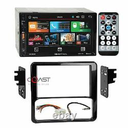 Soundstream 7 LCD Phonelink Stereo Dash Kit Harness Pour 98-01 Chevy Gmc Isuzu