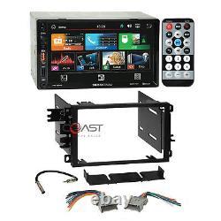Soundstream 7 LCD Phonelink Stereo Dash Kit Harness Pour Plus De 92 Chevy Gmc Pontiac