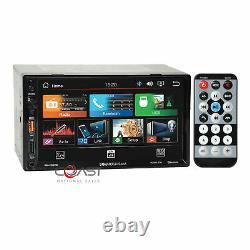 Soundstream 7 Usb Bluetooth Stereo Blk Dash Kit Harnais Pour 08-12 Honda Accord