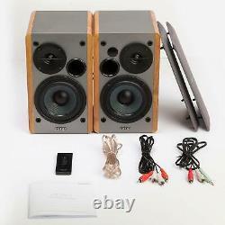 Système De Haut-parleur Edifier R1280t Active Bookshelf Avec Télécommande