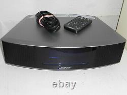 Système De Musique Bose Wave IV Avec Lecteur CD Et Télécommande Alarme Radio Fm Am