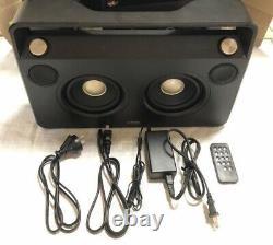 Tdk Bluetooth Haut-parleur A73 Avec Télécommande De Câble Ac100v240 Remplacer La Batterie