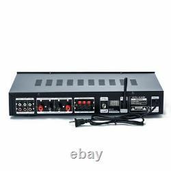 Télécommandes Bluetooth 5.1 Canaux Amplificateur De Haute Puissance Pour Home Theater Nouveau