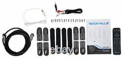 Tower Speaker Home Theater System+8 Sub Pour Sharp Smart Television Tv-white